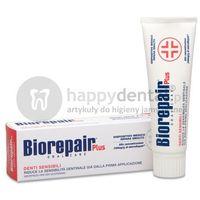 Pasty do zębów, BIOREPAIR Wrażliwe Zęby 75ml - pasta przy nadwrażliwych zębach naprawiająca powierzchnię szkliwa w ulepszonej formule