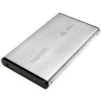 """Ramki i kieszenie do dysków, Obudowa HDD LogiLink UA0041A 2,5"""" SATA HDD USB 2.0"""