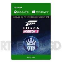 Klucze i karty przedpłacone, Forza Horizon 3 - VIP DLC [kod aktywacyjny] Darmowy transport od 99 zł | Ponad 200 sklepów stacjonarnych | Okazje dnia!