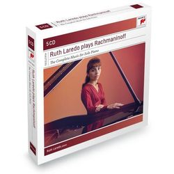 Ruth Laredo Plays Rachmaninoff: The Complete Solo Piano Music (CD) - Ruth Laredo