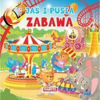 Książki dla dzieci, ZABAWA JAŚ I PUSIA TW (opr. kartonowa)
