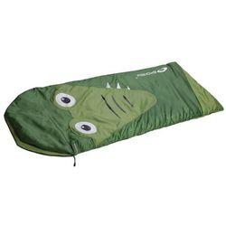 Śpiwór dziecięcy Spokey Krokodyl zielony 837195