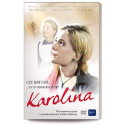 Karolina książka+ film DVD