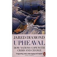 Książki do nauki języka, Upheaval - Diamond Jared - książka