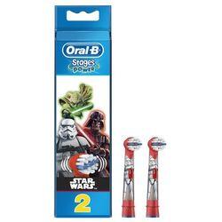 Oral-B Końcówki do szczoteczek Gwiezdne wojny x 2 - Oral B DARMOWA DOSTAWA KIOSK RUCHU