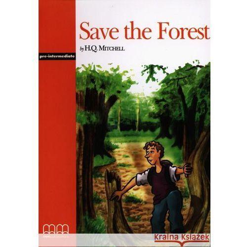 Książki do nauki języka, Save the Forest SB (opr. miękka)