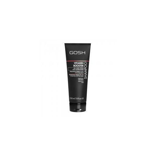 Mycie włosów, GOSH Vitamin Booster, szampon do włosów, 230ml