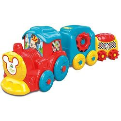Pociąg CLEMENTONI Disney Baby Activity Train + DARMOWY TRANSPORT!