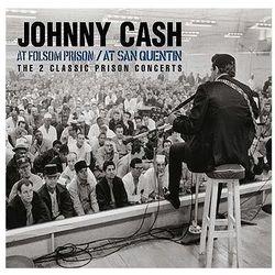 At San Quentin / At Folsom Prison (CD) - Johnny Cash DARMOWA DOSTAWA KIOSK RUCHU