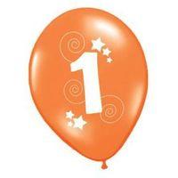 Balony, Balony z nadrukiem 1 - 30 cm - 12 szt.