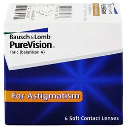 PureVision Toric 6 szt.