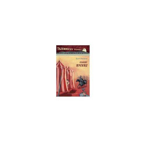 Książki dla dzieci, Czarny rycerz (opr. broszurowa)