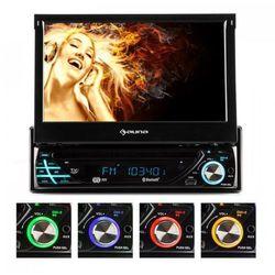 """Auna MVD-220 radio samochodowe DVD CD MP3 USB SD AUX 7"""""""