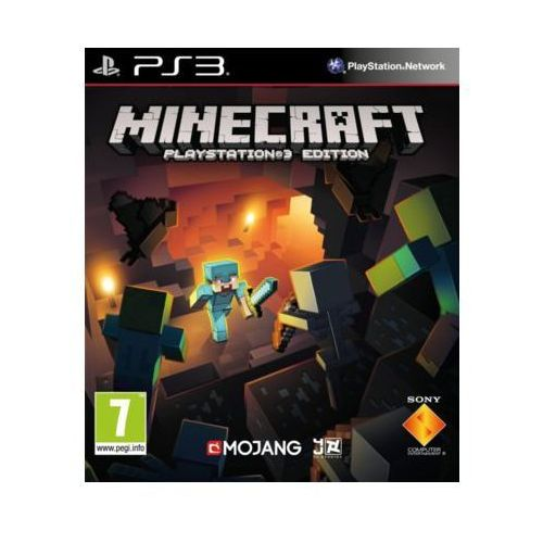 Gry na PlayStation 3, Minecraft (PS3)