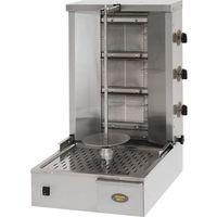 Grille gastronomiczne, Gyros gazowy 15 kg | ROLLER GRILL, 777373