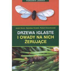 Drzewa iglaste i owady na nich żerujące (opr. miękka)