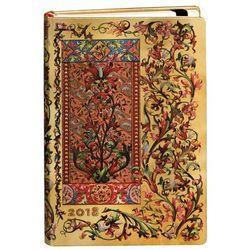 Kalendarz książkowy mini 2018 12M hor. Tuscan Sun
