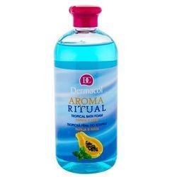 Dermacol Aroma Ritual Papaya & Mint peeling do ciała 500 ml dla kobiet