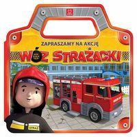 Książki dla dzieci, Zapraszamy na akcję Wóz strażacki - Aksjomat (opr. kartonowa)