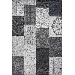 Dywan milano patchwork szary 120 x 170 cm