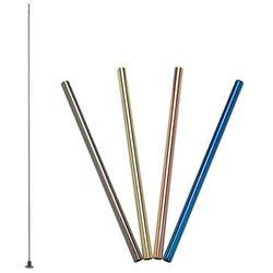 Lurch - stalowe słomki do napojów, 4 szt. - 18 cm