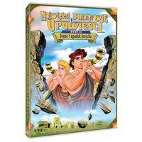 Filmy animowane, Jozue i upadek Jerycha- bajka DVD wyprzedaż 02/19 (-19%)