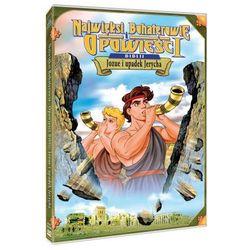 Jozue i upadek Jerycha- bajka DVD wyprzedaż 02/19 (-19%)