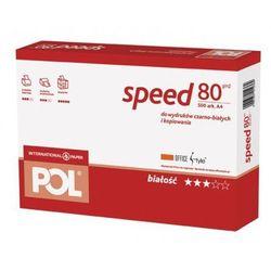 Papier do drukarki POLSPEED A4 - KURIER UPS 14PLN, Paczkomaty, Poczta
