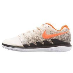 Nike Performance AIR ZOOM VAPOR X CLAY Obuwie do tenisa Outdoor light cream/bleached aqua/black