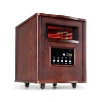 Promienniki ciepła, Klarstein Heatbox grzejnik na podczerwień ciemny orzech
