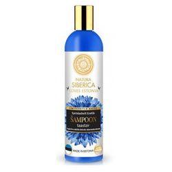 Regenerujący szampon do włosów z ekstraktem z maliny moroszki i chabrem