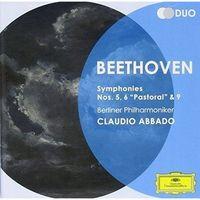 Pozostała muzyka poważna, Beethoven: Symph. 5, 6, 9 (Duo)