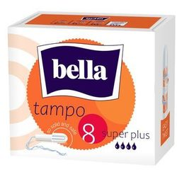 Bella Tampo Tampony super plus 8 szt.