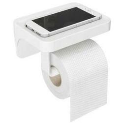 UMBRA uchwyt na papier toaletowy FLEX SURE-LOCK TOILET PAPER HOLDER/SHELF