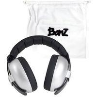 Pozostałe bezpieczeństwo w domu, Słuchawki audio ochronne bluetooth dzieci 3m+ BANZ - Silver