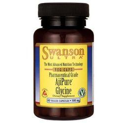 AjiPure Glicyna 500mg 60 kaps.