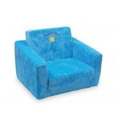 Fotel dla Dzieci Niebieski