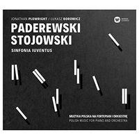 Pozostała muzyka rozrywkowa, Sinfonia Iuventus, Jonathan Plowright - MUZYKA POLSKA NA FORTEPIAN I ORKIESTRE
