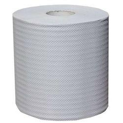Ręcznik papierowy w roli Merida Klasik Maxi, 1 warstwa, 320 m, makulatura - 6 rolek