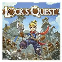 Gry PC, Lock's Quest (PC)