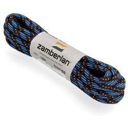 Sznurowadła Zamberlan Round Lace - blue/orange