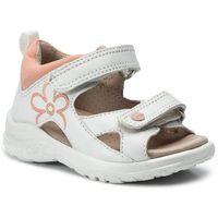 Sandały dziecięce, Sandały ECCO - Peekabo 75189150915 White/Muted Clay
