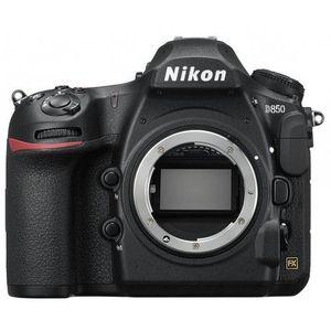 Lustrzanki, Nikon D850