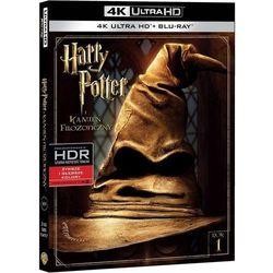Harry Potter i Kamień Filozoficzny 4K (Blu-ray) - Chris Columbus DARMOWA DOSTAWA KIOSK RUCHU