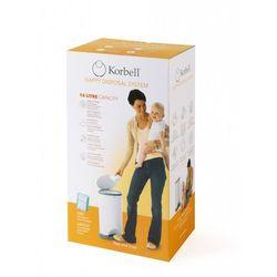 Korbell 16L-Pojemnik na zużyte pieluchy