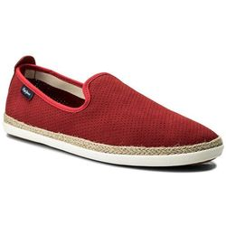 Espadryle PEPE JEANS - Maui Summer Punching PMS10229 Factory Red 220