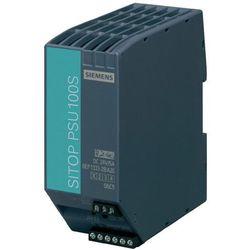Zasilacz na szynę DIN Siemens SITOP PSU100S 24 V/5 A 24 V/DC 5 A 120 W 1 x