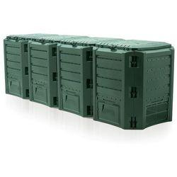Kompostownik Segmentowy Module Compogreen 1600l zielony - Transport GRATIS!