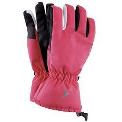 Damskie rękawice narciarskie RED003 4F