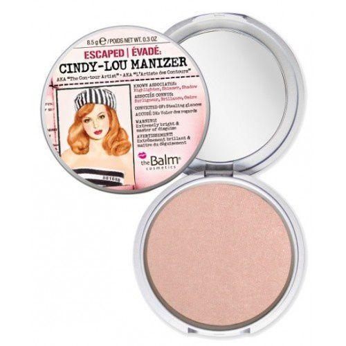 Korektory do twarzy, theBalm Wybielacze, wyróżnienia i cienie Cindy Lou Manizer 8,5 g
